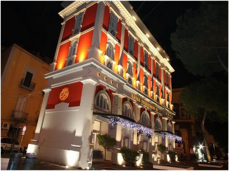 Hotel Ferdinando II, Naples, Italie