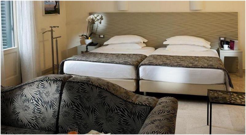 Hotel Garibaldi, Palerme, Italie, Chambre