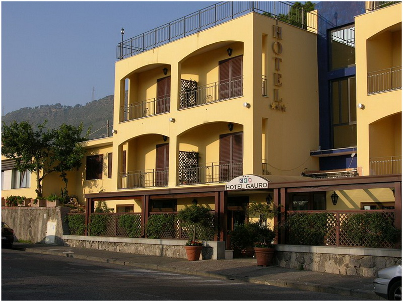 Hotel Gauro, Naples, Italie,