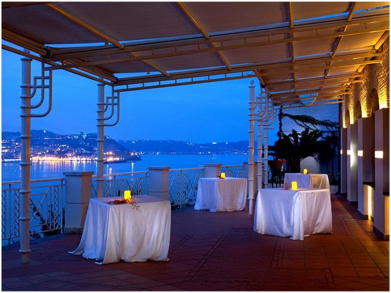 Hotel Il Gabbiano, Naples, Italie