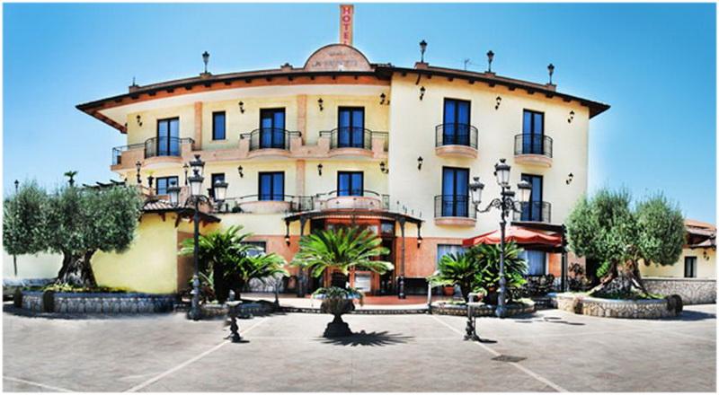 Hotel La Fayette, Naples, Italie