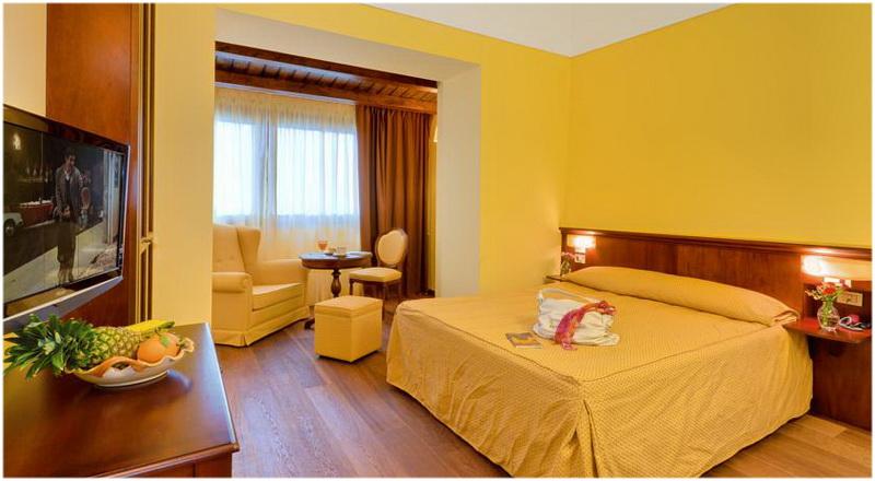 Hotel La Plumeria, Palerme, Italie, Chambre
