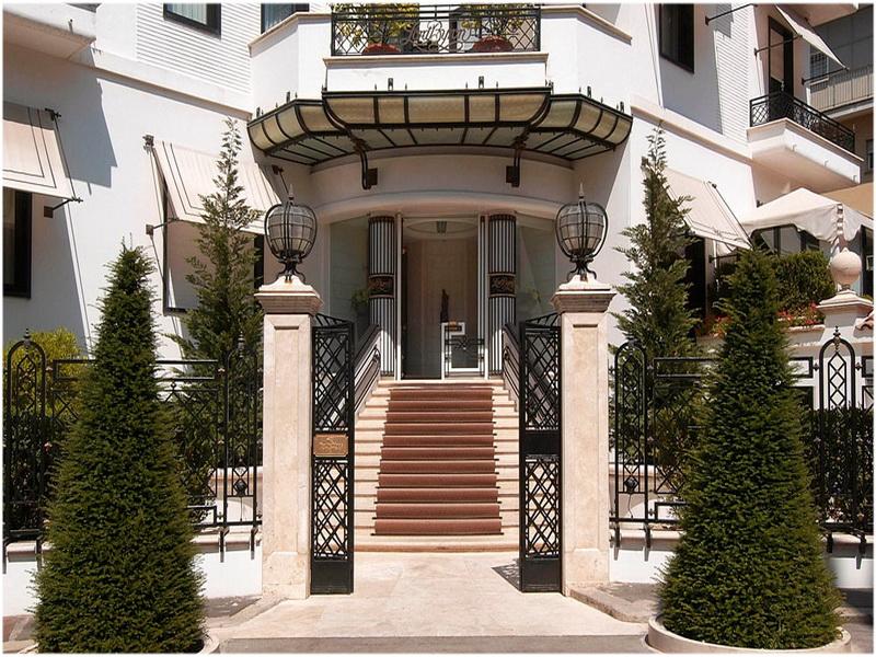 Hotel Lord Byron, Rome, Italie