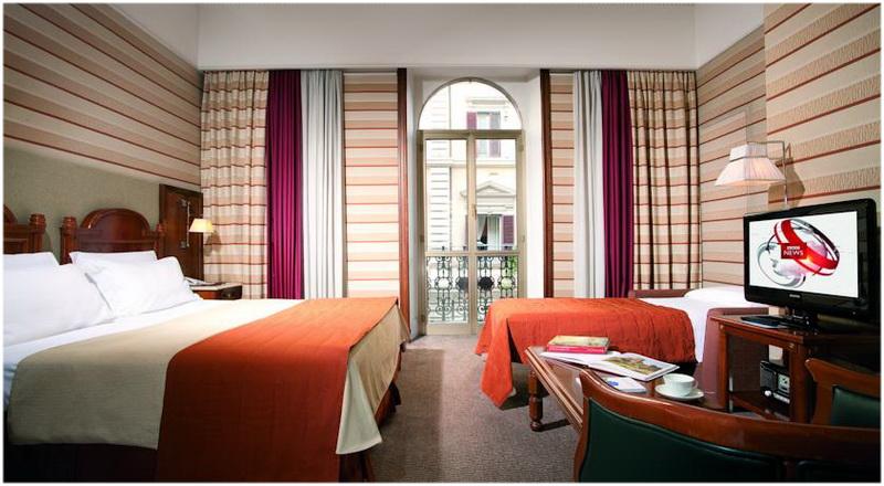 Hotel Mascagni, Rome, Italie, Chambre