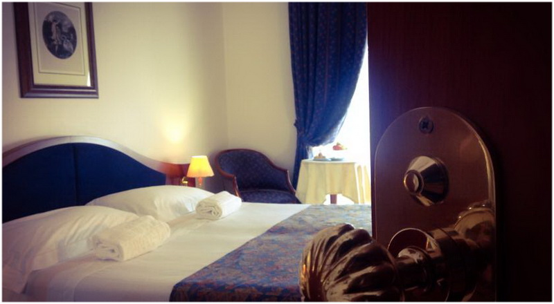 Hotel Massimo Plaza, Palerme, Italie, Chambre