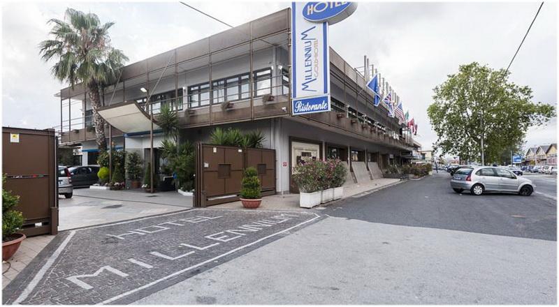 Hotel Millennium Napoli Capodichino