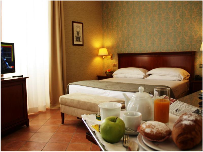 Hotel Nuvò, Naples, Italie, Chambre