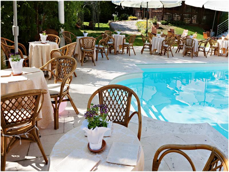 Hotel Ostia Antica Park, Rome, Italie, Piscine