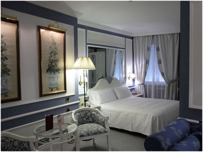 Hotel Palazzo Alabardieri, Naples, Italie, Chambre