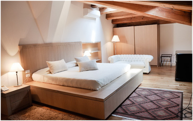 Hotel Palazzo Brunaccini, Palerme, Italie, Chambre