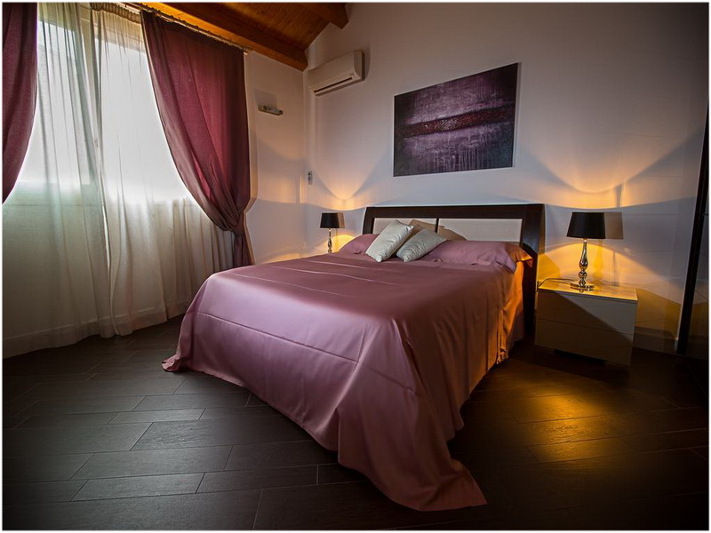 Hotel Palazzo Ducale Suites, Palerme, Italie, Chambre