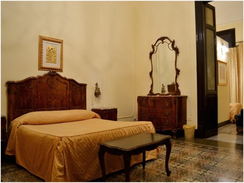 Hotel Palermo Art, Palerme, Italie, Chambre