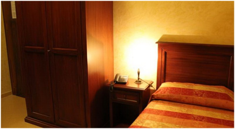 Hotel Paradiso delle Madonie, Palerme, Italie, Chambre