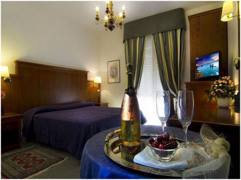 Hotel Posta, Palerme, Italie, Chambre