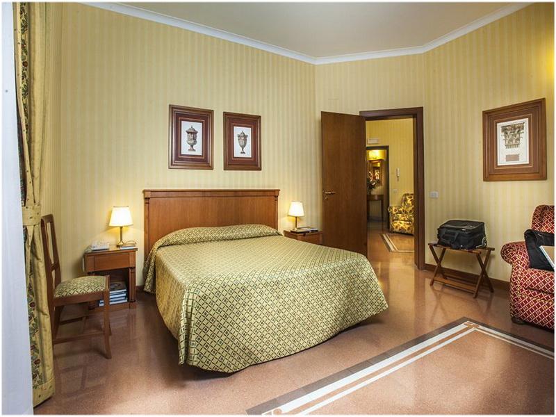 Hotel Résidence D'Aragona, Palerme, Italie, Chambre