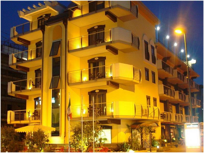 Hotel Rama Palace, Naples, Italie