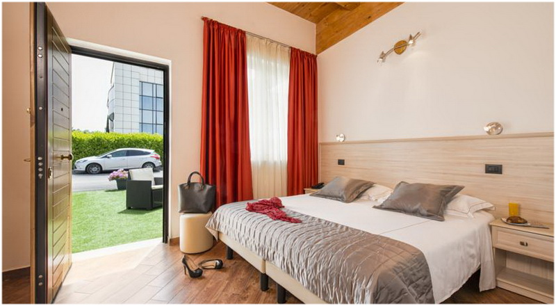 Hotel Simon, Rome, Italie, Chambre