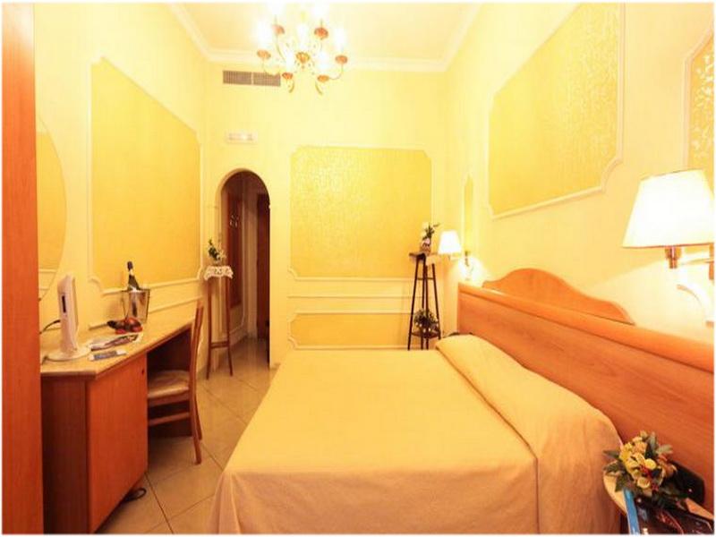 Hotel Siri, Naples, Italie, Chambre