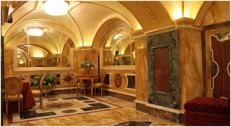 Hotel Turner, Rome, Italie