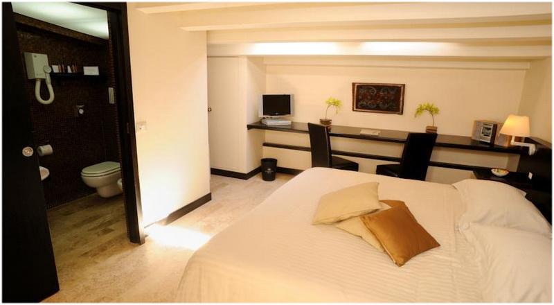 Hotel Ucciardhome, Palerme, Italie, Chambre
