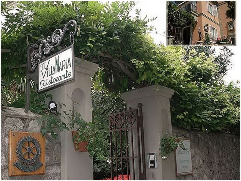 Hotel Villa Maria, Naples, Italie, Restaurant