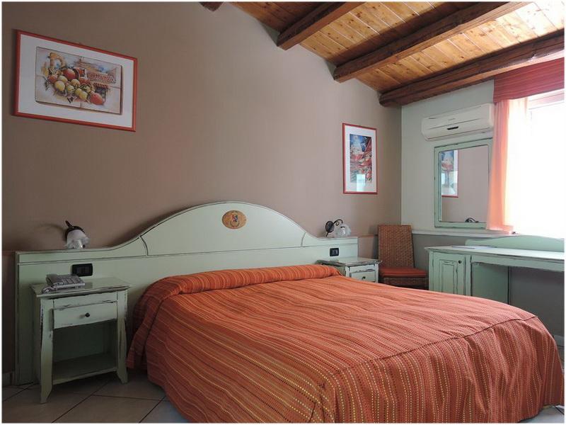 Hotel Villa Scaduto Residence, Palerme, Italie, Chambre