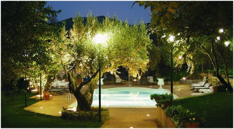 Hotel Villa Vecchia, Rome, Italie, Piscine