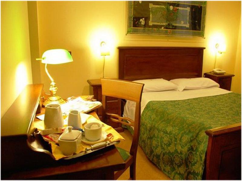 Hotel del Centro, Palerme, Italie, Chambre