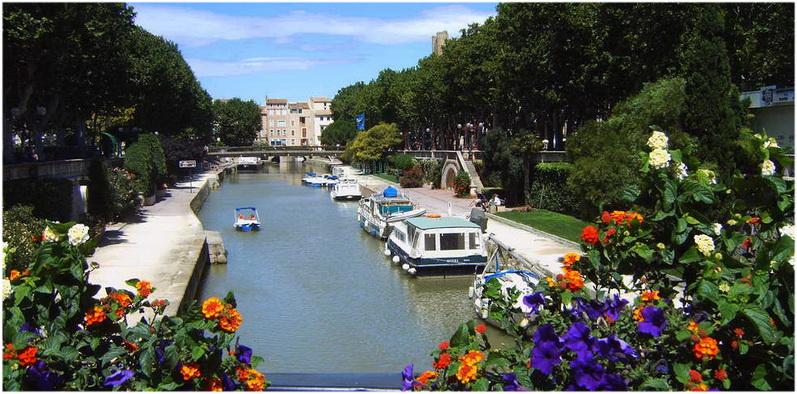 Narbonne  Aude  Languedoc