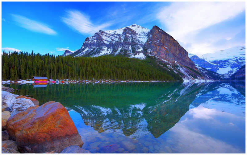 Parc National Banff - Alberta, Canada...