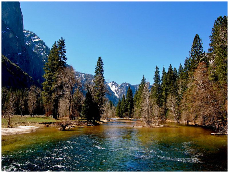 Parc National de Yosemite - Etats-Unis
