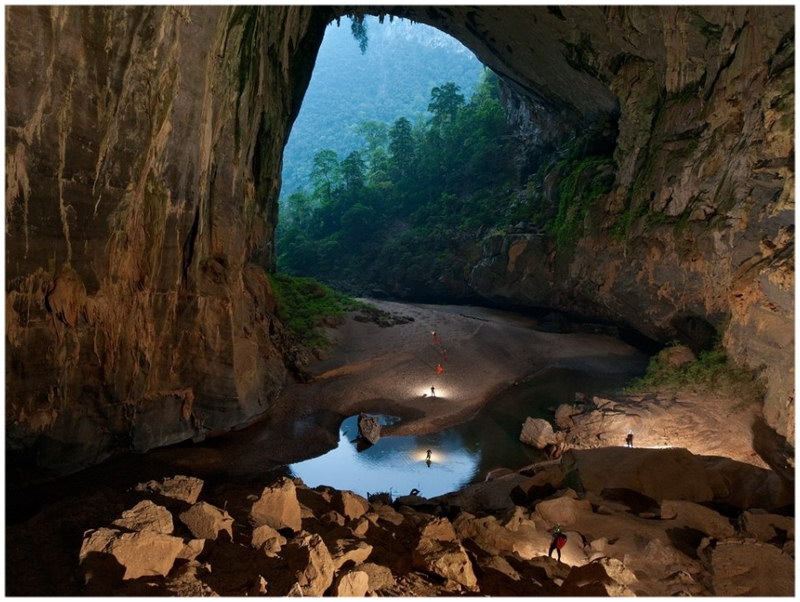 Sơn Đoòng Cave - Vietnam