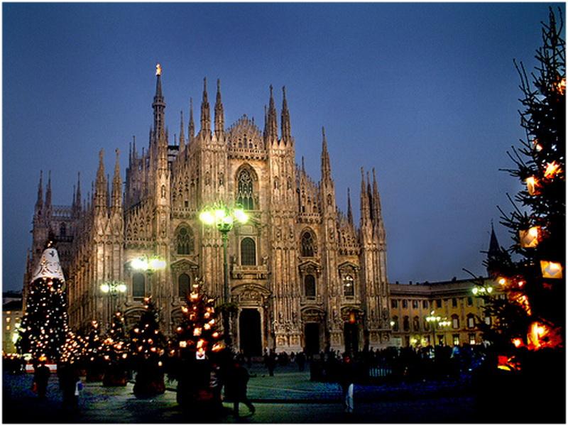 Dome de Milan, Italie
