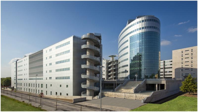Faculté de Medecine, Perouse, Italie
