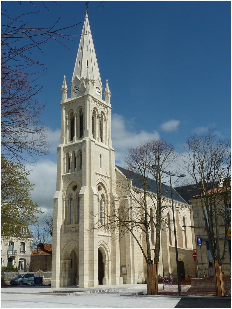 Fouras, Charente-Maritime, France, eglise