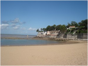 Fouras, Charente-Maritime, France, plage