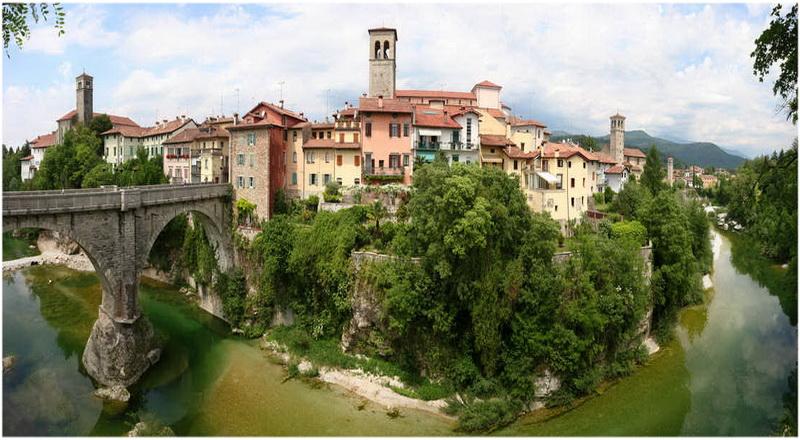 Frioul-Vénétie julienne, Italie