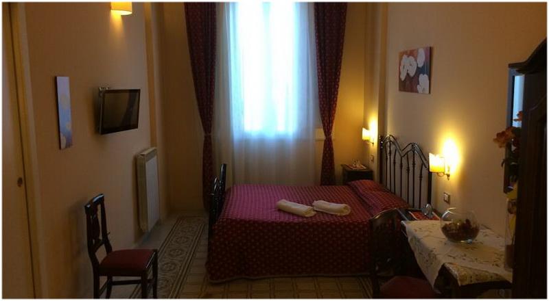 Hotel A Casa di Anna, Palerme, Italie, Chambre
