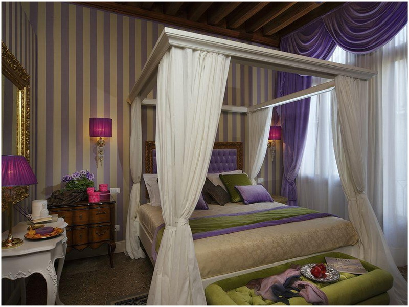 Hotel Ad Place, Venise, Italie, Chambre