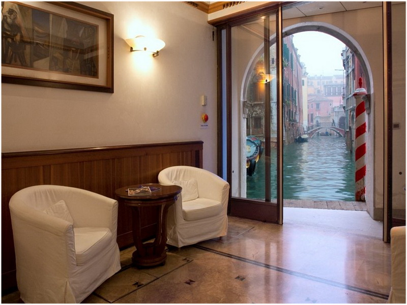 Hotel All'Angelo, Venise, Italie