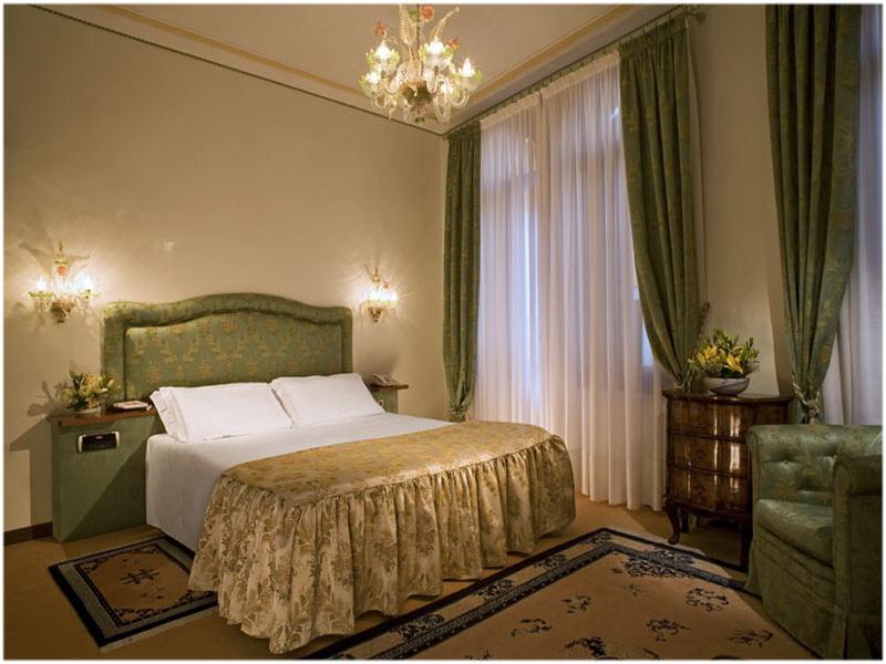 Hotel Bonvecchiati, Venise, Italie, Chambre