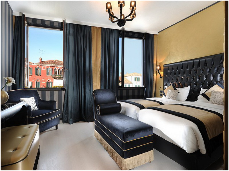Hotel Carnival Palace, Venise, Italie, Chambre