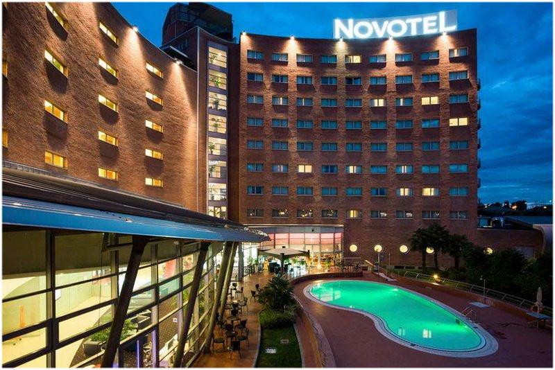 Hotel castellana venise italie cap voyage for Hotel venise piscine interieure