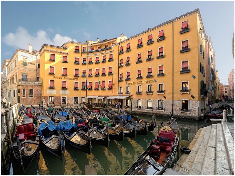 Hotel Cavalletto, Venise, Italie