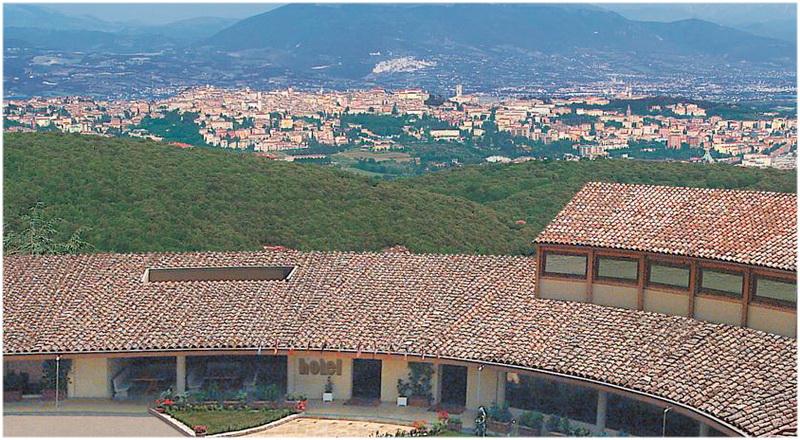 Hotel Colle Della Trinita, Perouse, Italie