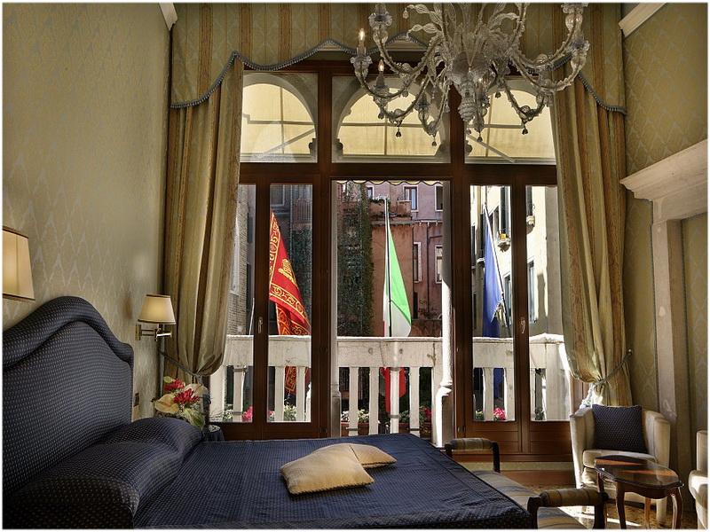 Hotel Colombina, Venise, Italie, Chambre