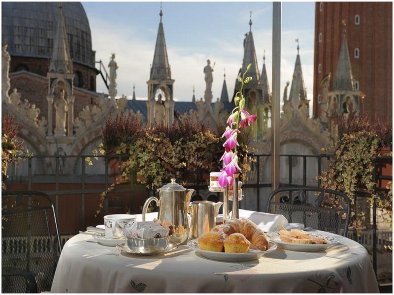 Hotel Concordia, Venise, italie