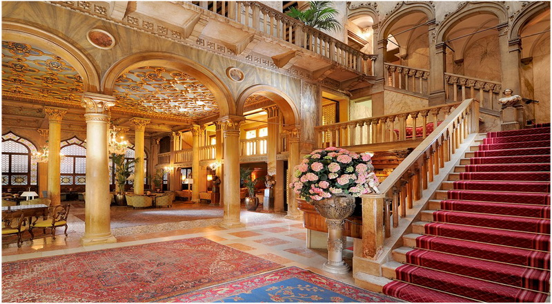 Hotel Dei Dragomanni, Venise, Italie