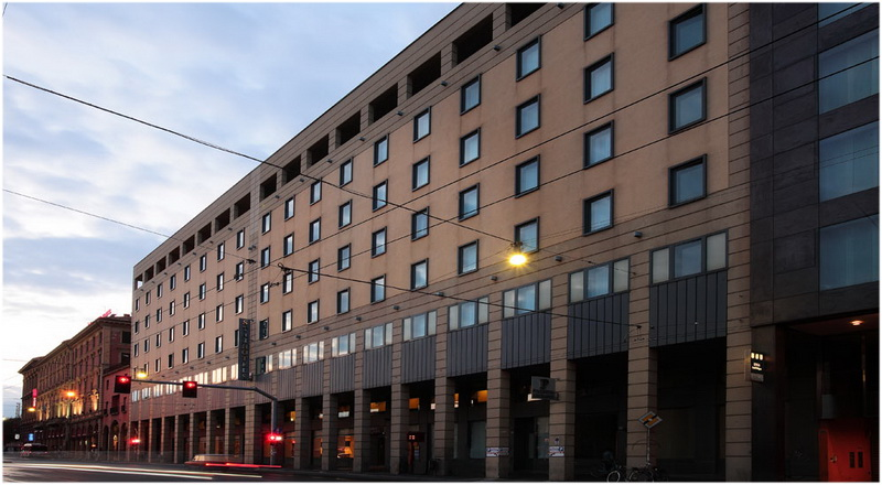 Hotel Excelsior, Bologne, Italie