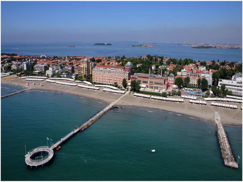 Hotel Excelsior, Venise, Italie